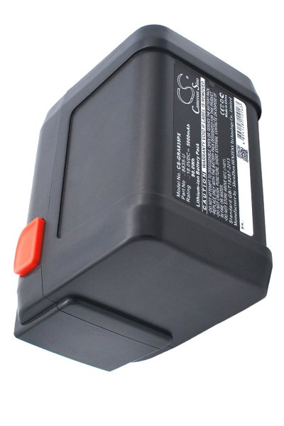 BTC-GRA835PX battery (5000 mAh, Black)