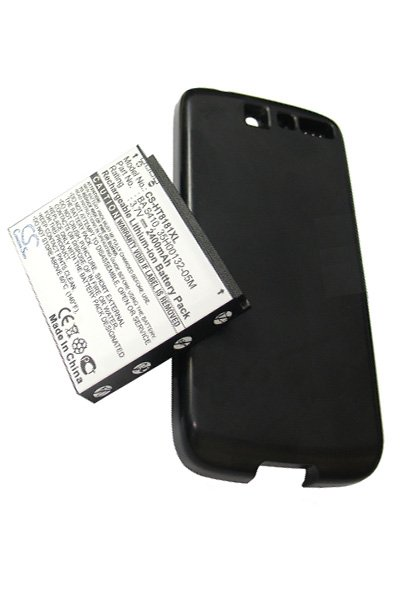 HTC Desire (2400 mAh, Zwart)