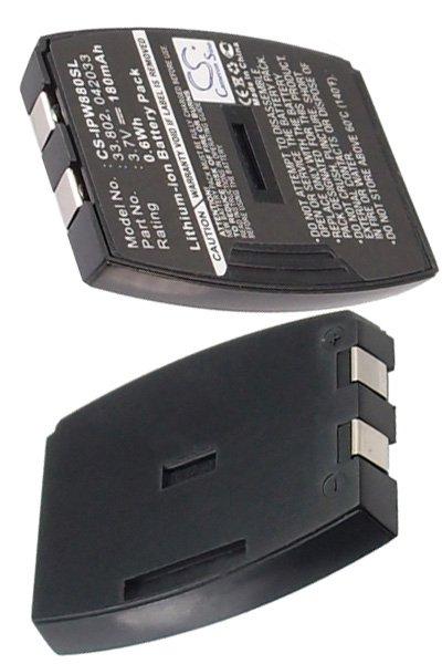 BTC-IPW880SL battery (180 mAh)