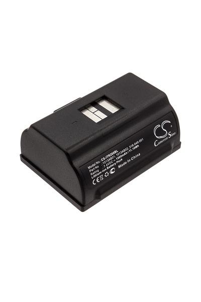 BTC-ITR200BL bateria (1500 mAh, Preto)