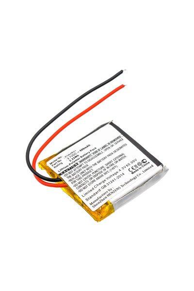 BTC-JBE400SL battery (600 mAh, Black)