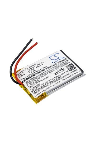 BTC-JBE560SL battery (450 mAh, Black)