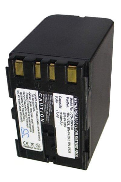 JVC GR D23E produkter BatteryUpgrade