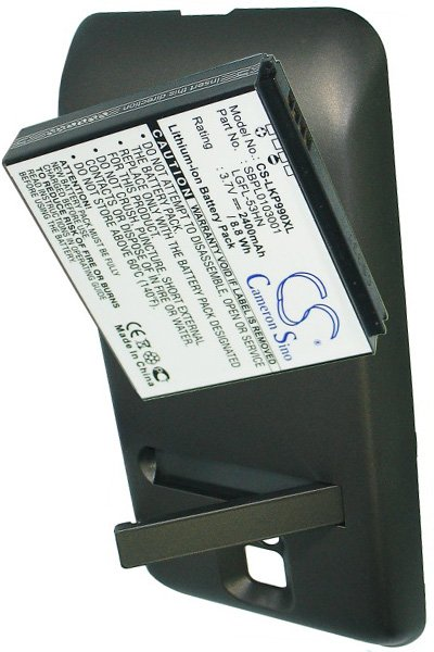 BTC-LKP990XL acumulator (2400 mAh, Negru)
