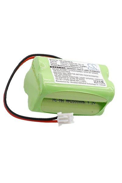 BTC-LTS152LS battery (2000 mAh, Green)