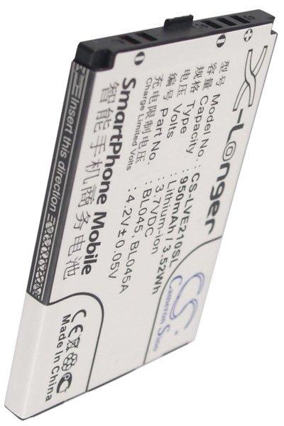 Lenovo N600 (950 mAh)