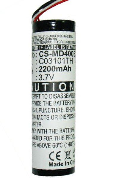 BTC-MD400SL batteri (2200 mAh)