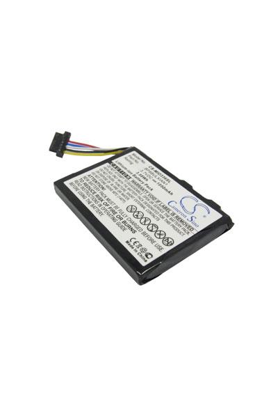 1050 mAh battery (Black)