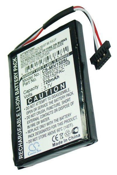 BTC-MIV150SL batteri (720 mAh)