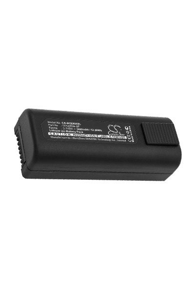 3400 mAh battery (Black)