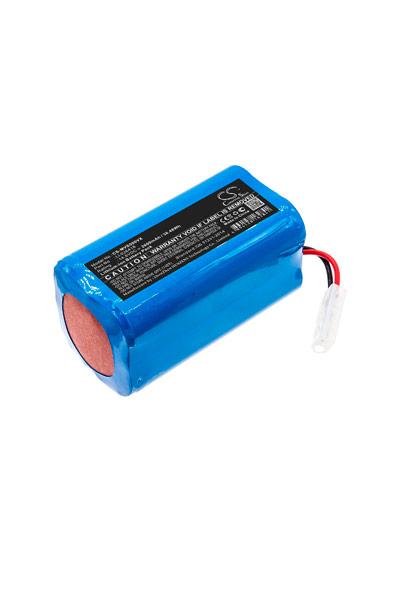 BTC-MVS500VX bateria (2600 mAh, Azul)