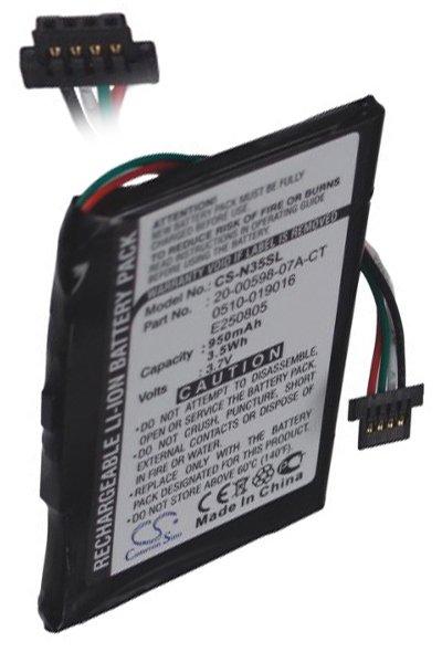 1200 mAh battery (Black)