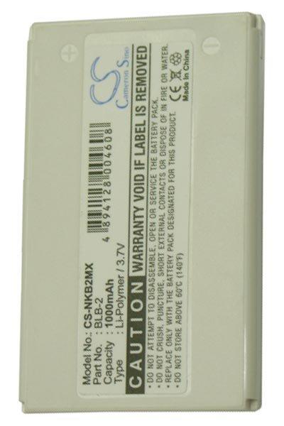 1000 mAh batteri