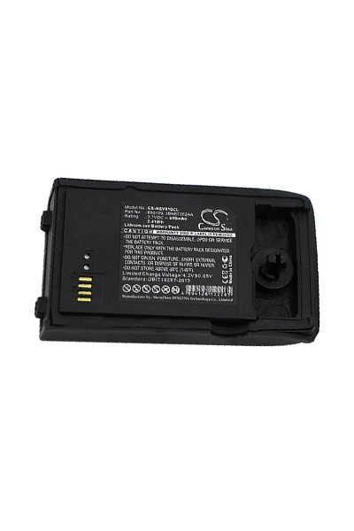BTC-NSV810CL batteri (650 mAh, Sort)