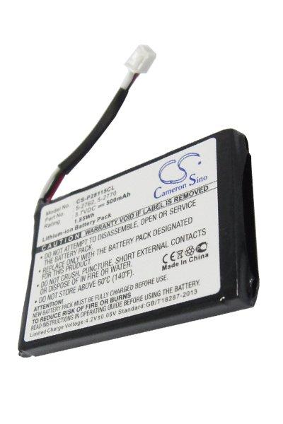 BTC-P28115CL batterie (500 mAh)