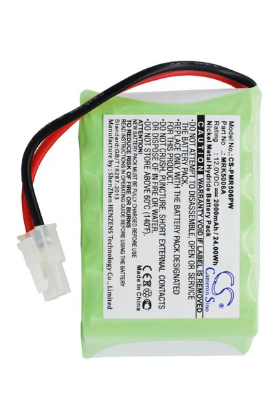 BTC-PMR506PW acumulator (2000 mAh)