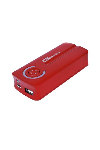 BTC-PW003R External battery pack (5600 mAh, Red)