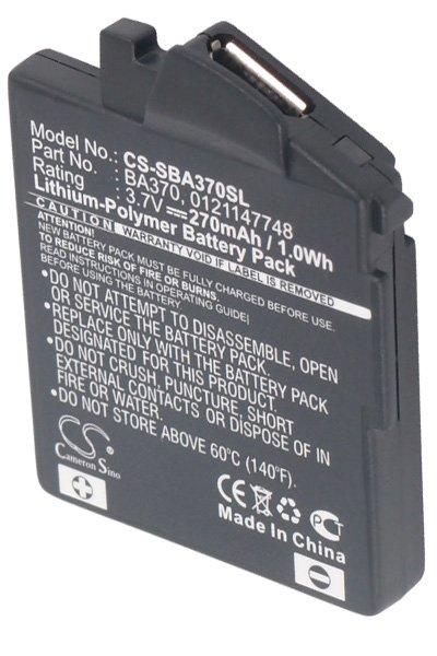 Sennheiser PX 310 BT (270 mAh, Black)