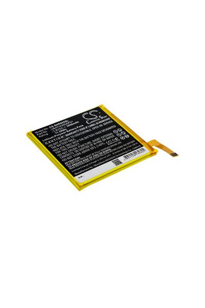 BTC-SHR605SL battery (3050 mAh, Black)