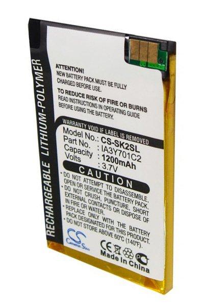 BTC-SK2SL battery (1200 mAh, Black)