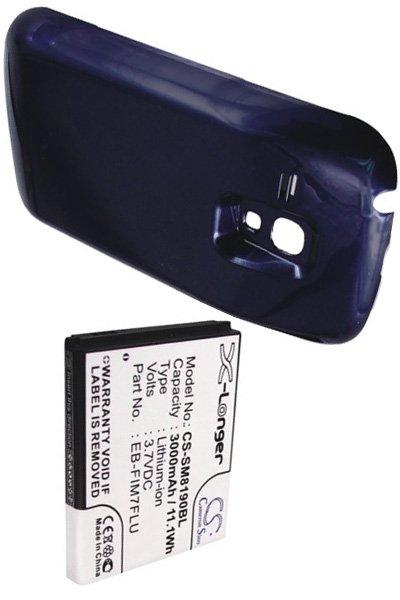 BTC-SM8190BL battery (3000 mAh, Dark Blue)