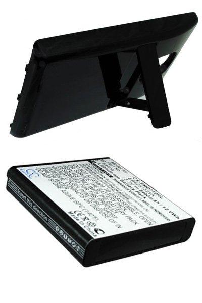 3400 mAh (Black)