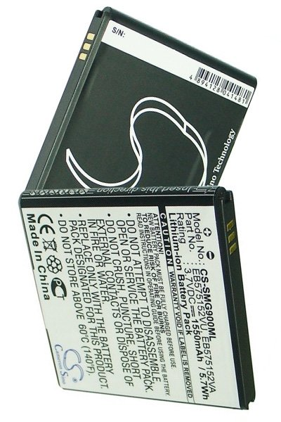 Samsung SCH-I500 Mesmerize (1550 mAh)