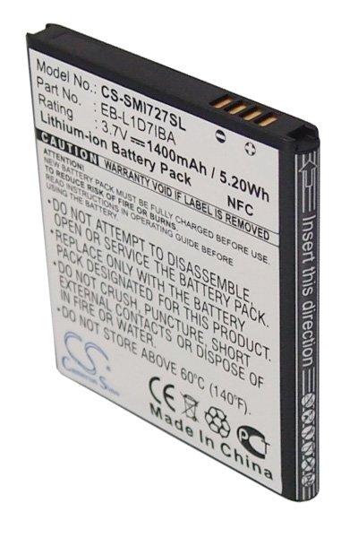 1400 mAh (NFC)
