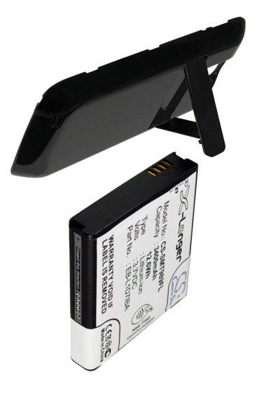 3400 mAh (Black, NFC)