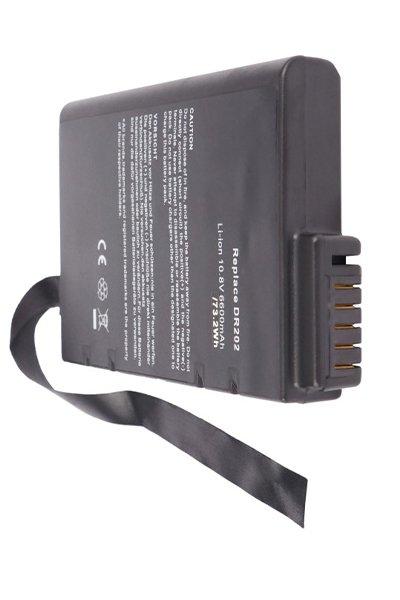 6600 mAh batterie