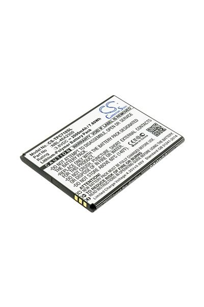 2000 mAh battery (Black)