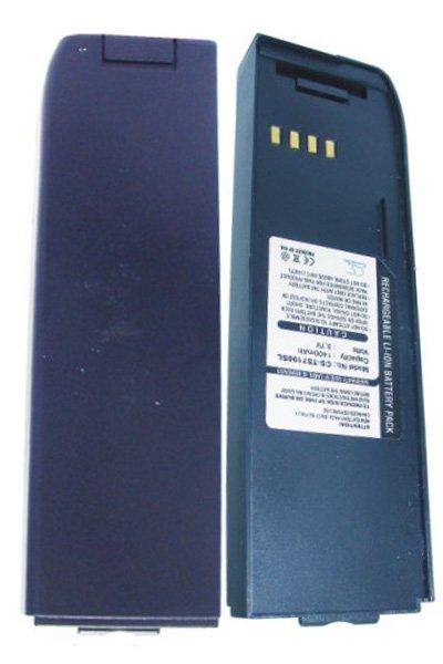 BTC-TS7100SL Akku (1400 mAh, Schwarz)