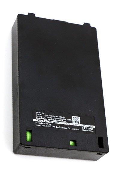 Telex TR-80N (2000 mAh, Black)