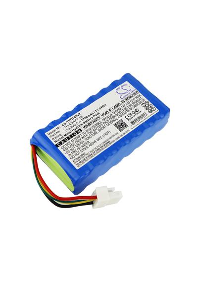 BTC-TVC100VX batería (3700 mAh, Azul)