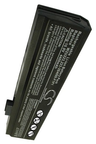 4400 mAh battery (Black)
