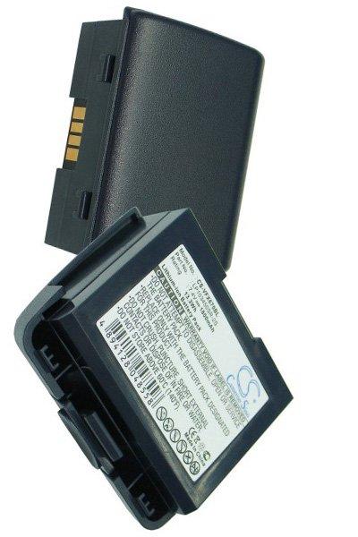 BTC-VFX670BL battery (1800 mAh, Dark Blue)