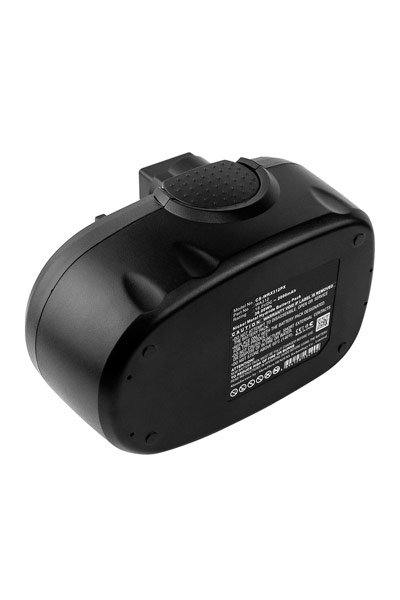 Worx WG150s (2000 mAh, Black)