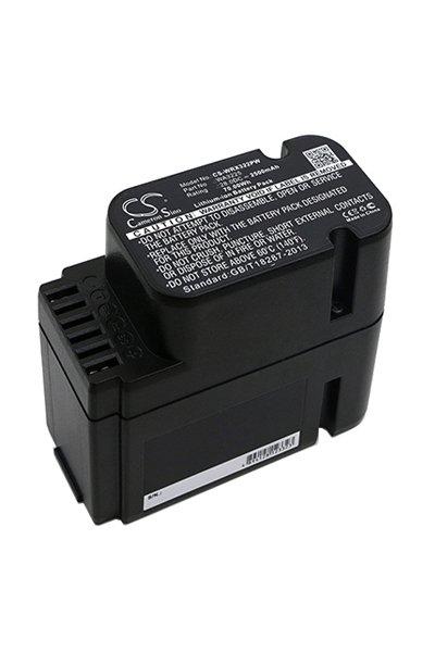 Worx WG796E.1 (2500 mAh, Black)