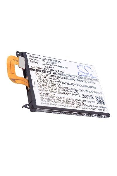 BTC-YTC966SL battery (1800 mAh)