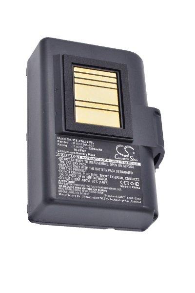 2200 mAh batería