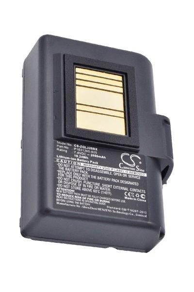 2600 mAh batería (Negro)
