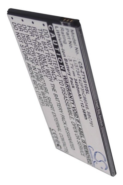 BTC-ZTV910SL batteri (3400 mAh)