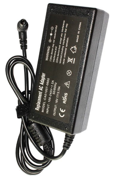 BTE-ADPT-16-3.75-01 60W AC adapter / charger (16V, 3.75A)