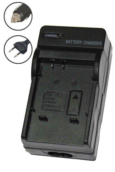 2.52W cargador de batería (4.2V, 0.6A)