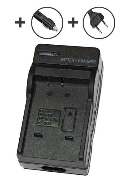 2.52W batterilader (4.2V, 0.6A)