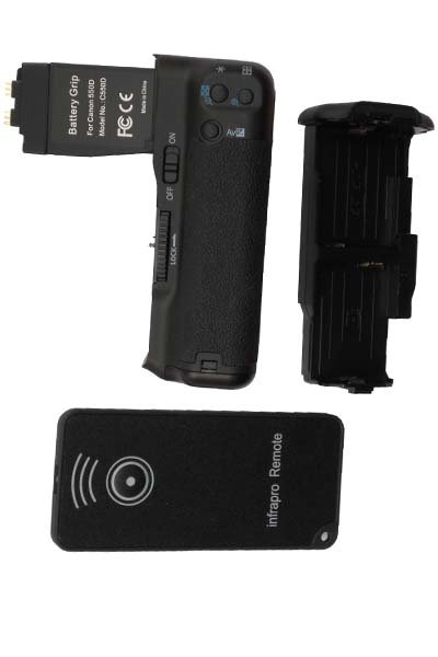 BG-E8 compatible Battery grip