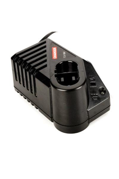 72W cargador de batería (7.2 - 24V, 1.5A)