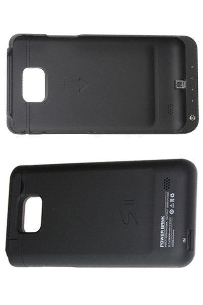 External pack (2000 mAh) for Samsung GT-I9105P Galaxy S2 Plu