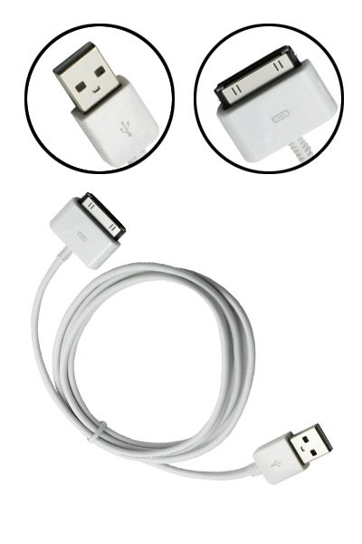 Cabo USB para Apple Dock