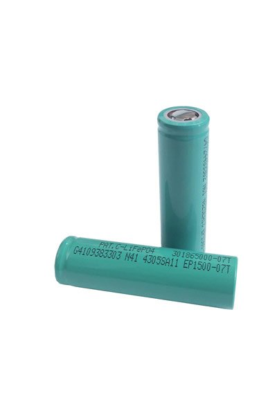 BTE-IFR18650_3.2_1500 battery (1500 mAh)